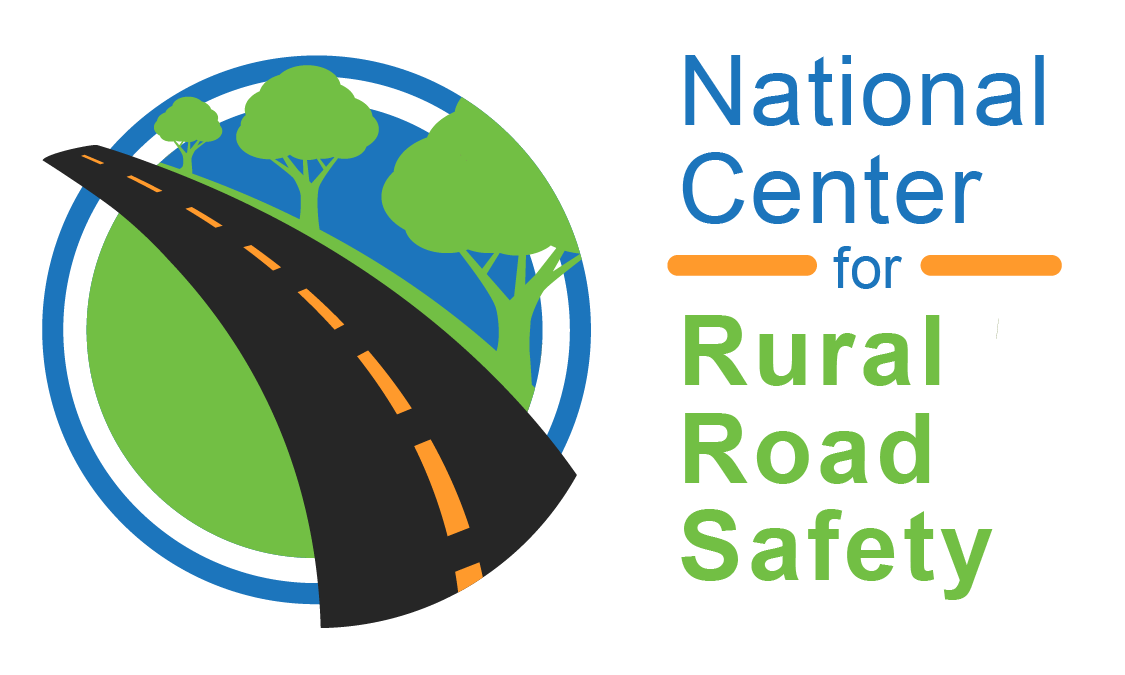 Logo for Nation Center for Rural Road Safety