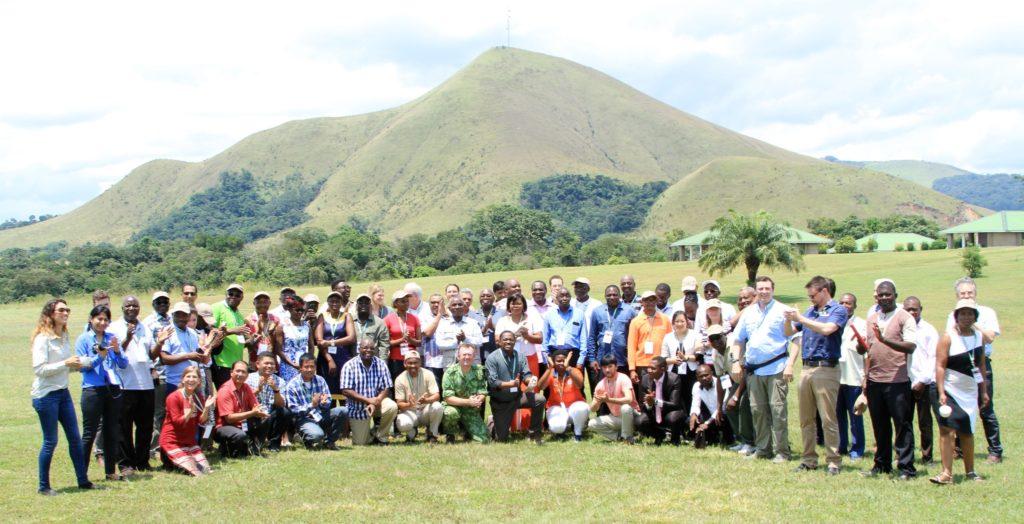 Global Wildlife Program Meeting, La Lope National Park, Gabon